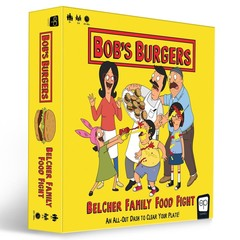 Bob's Burgers Belcher Family Food Fight