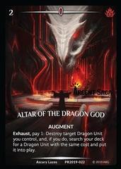 Altar of the Dragon God (Full Art)