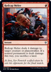 Redcap Melee - Foil