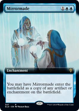 Mirrormade (Extended Art) - Foil