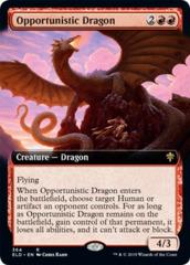 Opportunistic Dragon (Extended Art)