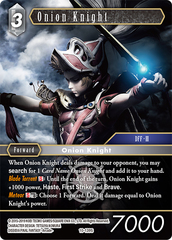 Onion Knight - 10-139S - Starter Deck Exclusive