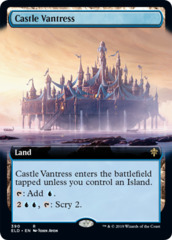 Castle Vantress - Extended Art