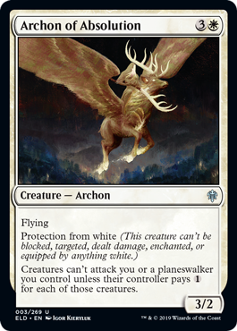 Archon of Absolution - Foil