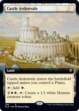 Castle Ardenvale (Extended Art)