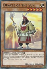 Oracle of the Sun - LED5-EN029 - Common - 1st Edition on Channel Fireball