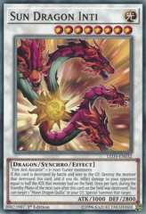 Sun Dragon Inti - LED5-EN032 - Common - 1st Edition