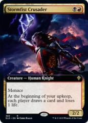Stormfist Crusader - Extended Art