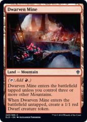 Dwarven Mine - Foil