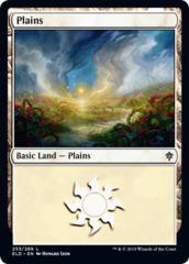 Plains (253) - Foil