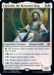 Kenrith, the Returned King - Non Foil - Collector Pack Exclusive