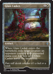 Glass Casket - Foil