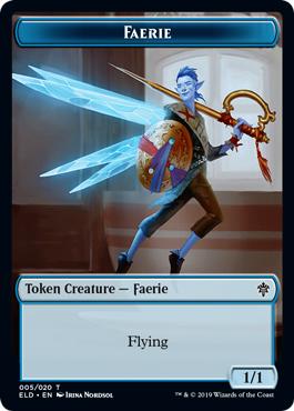 Faerie Token - Foil