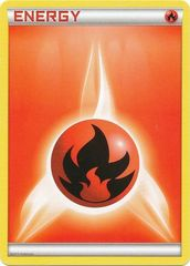 Fire Energy (Unnumbered 2013 Date)