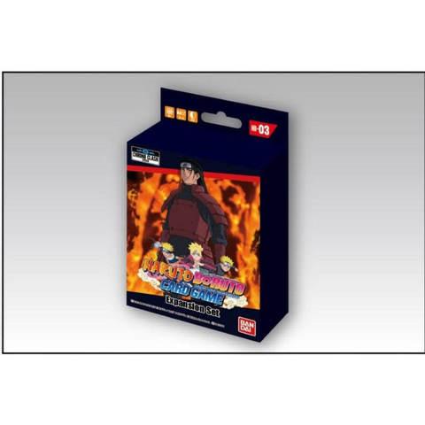 Naruto Boruto Card Game: Expansion Deck Set 03 - Hokage