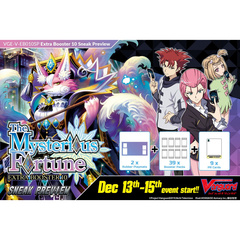 Cardfight!! Vanguard: V Extra Booster 10: The Mysterious Fortune Sneak Preview