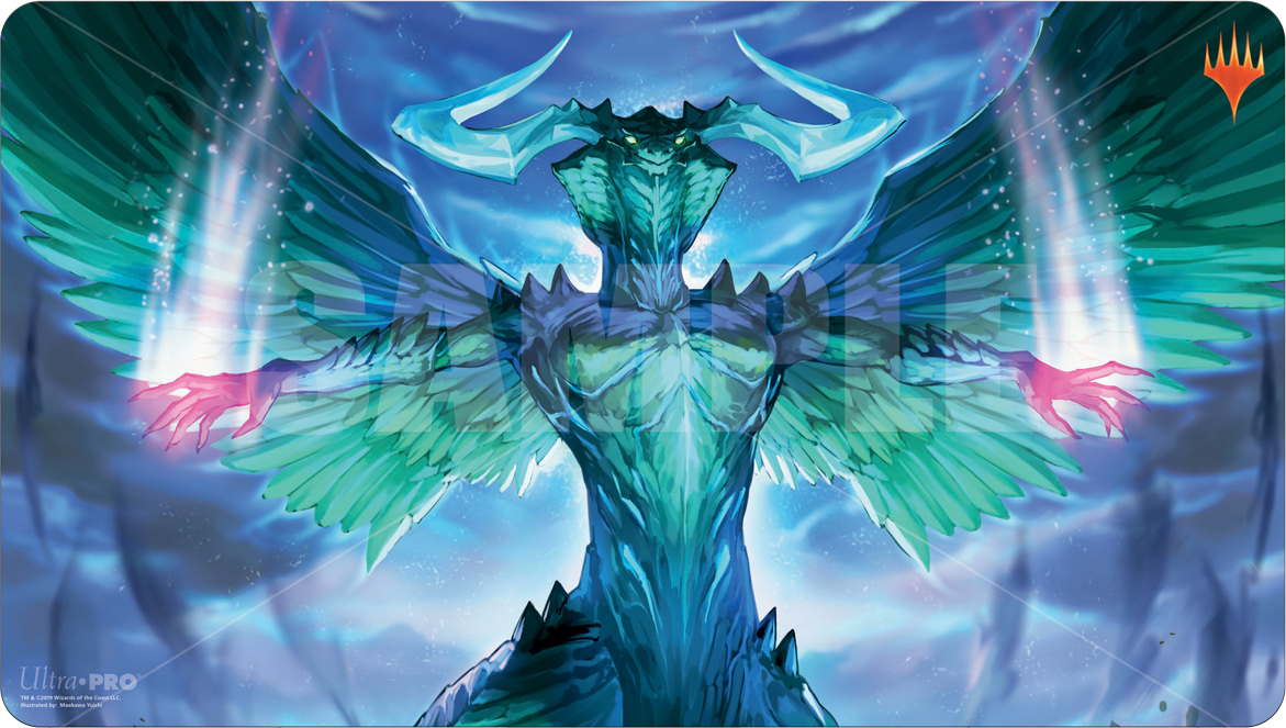 Ultra Pro - Ugin Japanese Alt-Art WAR Playmat