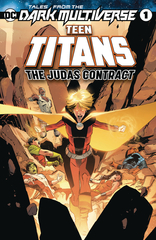 Tales From The Dark Multiverse The Judas Contract #1 (STL139890)