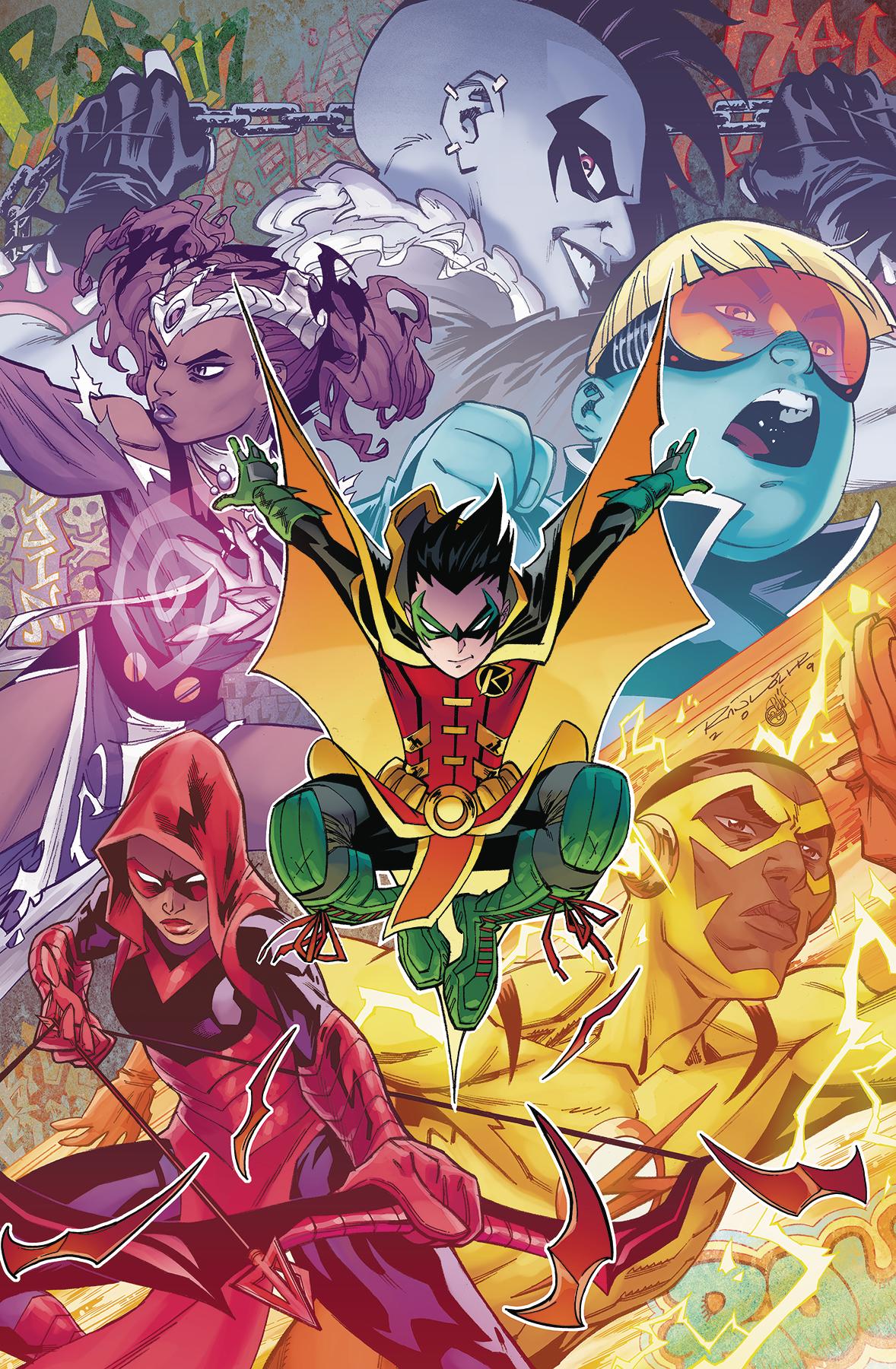 Teen Titans #37 Var Ed (STL139881)
