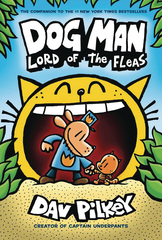 Dog Man Graphic Novel Vol 05 Lord Of the Fleas