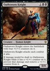 Oathsworn Knight - Foil Prerelease Promo