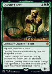 Questing Beast - Foil Prerelease Promo