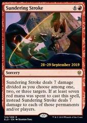 Sundering Stroke - Foil Prerelease Promo