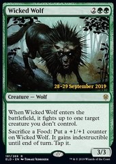 Wicked Wolf - Foil Prerelease Promo