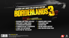 Borderlands 3 [Diamond Loot Chest Collector's Edition]