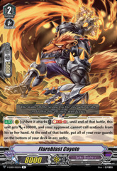 Flareblast Coyote - V-EB09/025EN - R