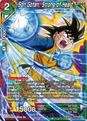Son Goten, Strong of Heart - EX08-01 - EX