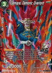 Demigra, Demonic Overlord - EX07-11 - EX - Foil