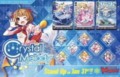 V Extra Booster 11: Crystal Melody Booster Case