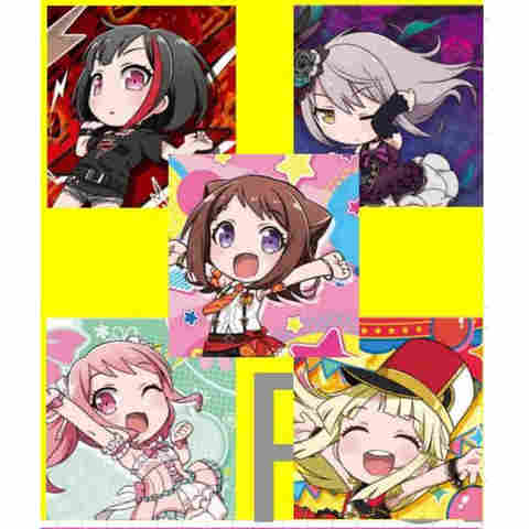 S Ultimate Booster Cross 2: BanG Dream! Girls Band Party!☆PICO Booster Box
