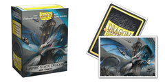 Dragon Shield Art Matte Sleeves - Empire State Dragon - 100ct