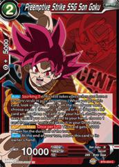 Preemptive Strike SSG Son Goku - BT6-004 - PR