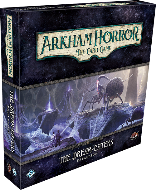 Arkham Horror LCG: The Dream-Eaters - Expansion