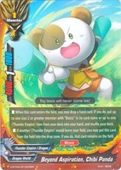 Beyond Aspiration, Chibi Panda - S-BT02A-SP/0005EN - R
