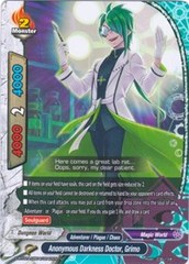 Anonymous Darkness Doctor, Grimo - S-BT02A-UB04/0042EN - U