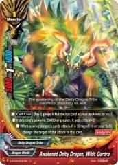 Awakened Deity Dragon, Wildt Gardra - S-BT04/0037EN - U