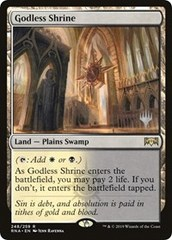 Godless Shrine - Promo Pack