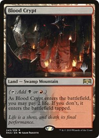 Blood Crypt - Foil - Promo Pack