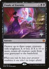 Finale of Eternity - Foil - Promo Pack