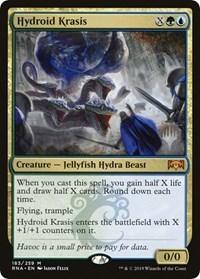 Hydroid Krasis - Foil - Promo Pack