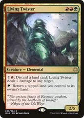 Living Twister - Foil - Promo Pack