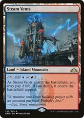 Steam Vents - Foil - Promo Pack