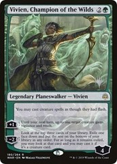 Vivien, Champion of the Wilds - Foil - Promo Pack
