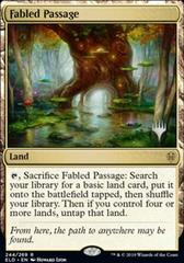 Fabled Passage - Foil - Promo Pack