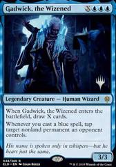 Gadwick, the Wizened - Promo Pack