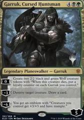 Garruk, Cursed Huntsman - Promo Pack